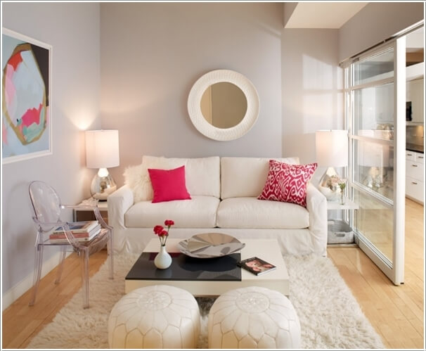 3 Decorate With White Furniture And Keep The Walls Neutral To Avoid Interior Going Bland