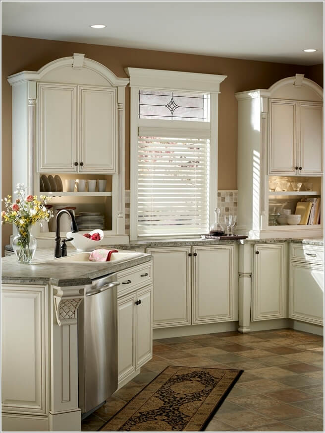 Aluminum Blinds In The Color That Matches Or Complements Your Kitchen Part 33