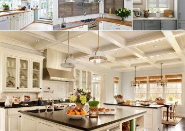 Awesome Kitchen Blind Ideas fi
