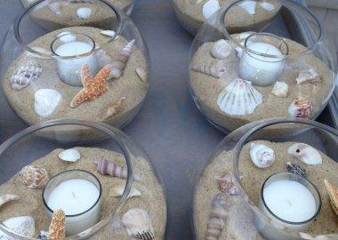 Beach Candle Holder fi