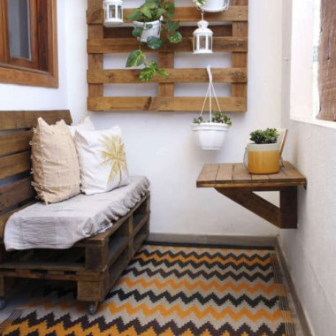 Decorate Your Balcony with Patterns fi