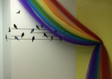 Fun Ways to Decorate with Rainbow Colors fi