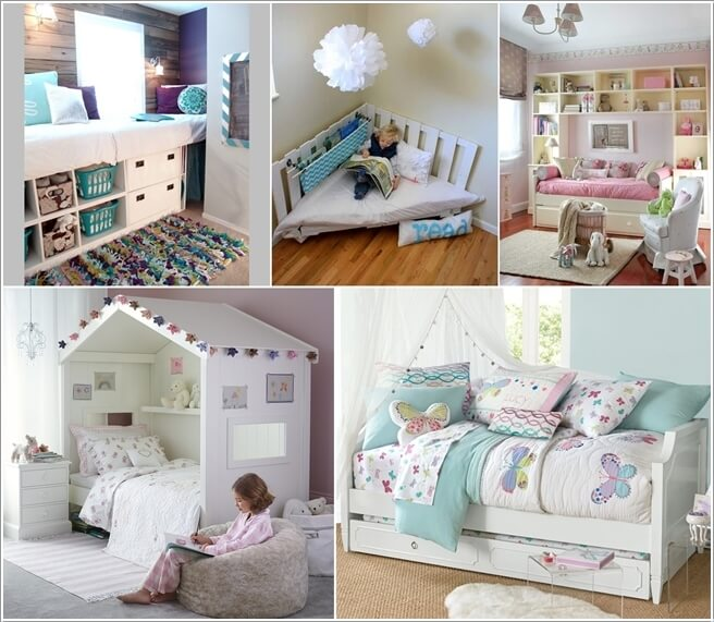 If You Want A Cozy Space In Your Childu0027s Room Where He Or She Can Sit  During The Day To Enjoy Reading A Book Or Just Take Some Rest Then Place A  Daybed.