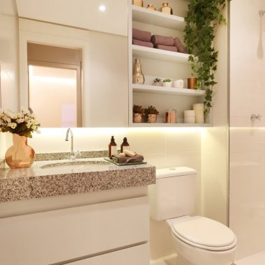 Small Bathroom Designs That Are Practical and Look Bigger fi