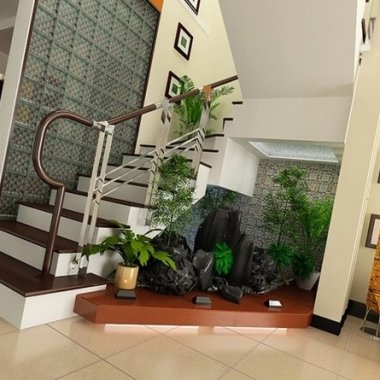 Under Stairs Decor fi