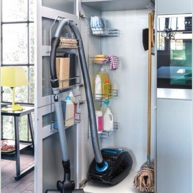 Vacuum Cleaner Storage Ideas 1