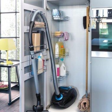 Vacuum Cleaner Storage Ideas fi