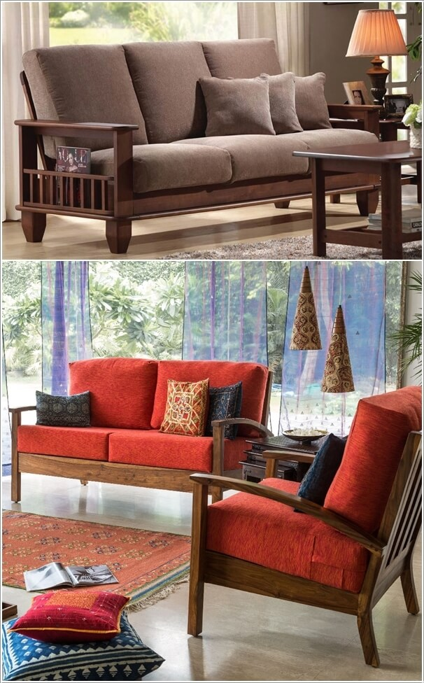 Amish Living Room Furniture Ideas