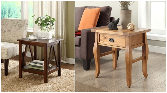 amish living room furniture. 8  Beauteous Wood End Tables Amish Living Room Furniture Ideas