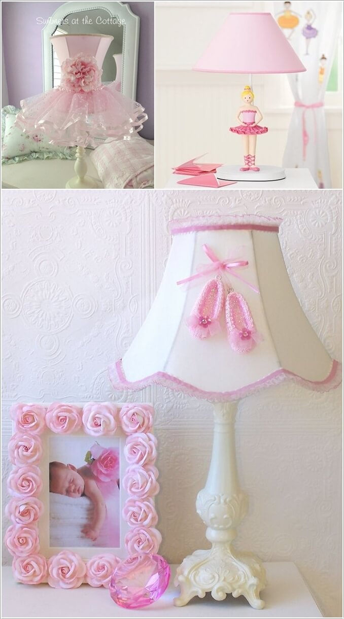 10 cute ballerina girls room decor ideas