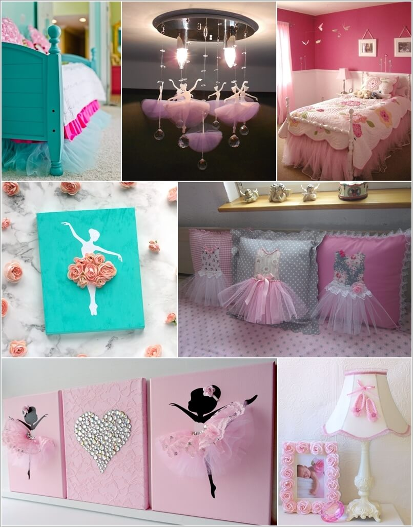If You Want A Cute Idea To Decorate Your Little Girlu0027s Room In A Unique Way  Then You Have Arrived At The Right Place. We Have Collected Some Ballerina  ...