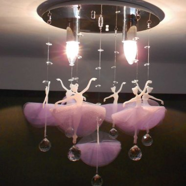 Ballerina Girls Room Decor fi
