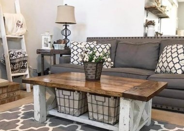 DIY Coffee Table fi