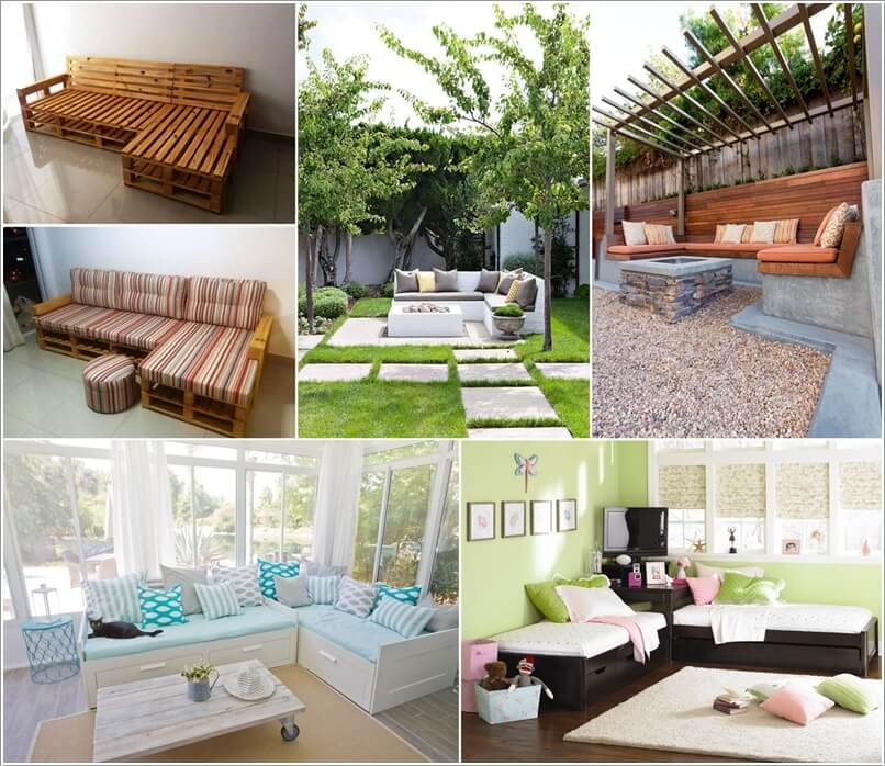 Magnificent Which Diy Sectional Sofa Among These Do You Like The Best Camellatalisay Diy Chair Ideas Camellatalisaycom