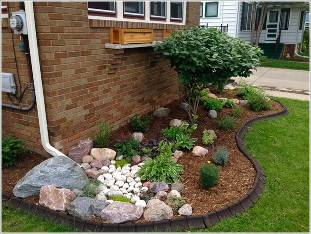 10 Clever Downspout Landscaping Ideas