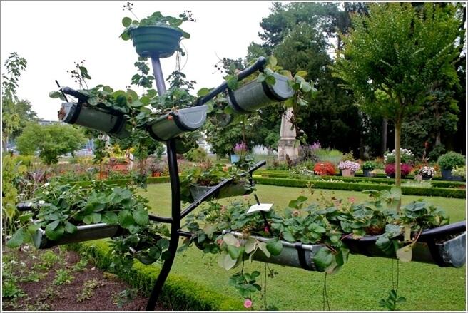 Amazing gutter garden ideas for Soil xchange
