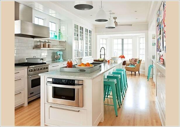 breathtaking long narrow kitchen design ideas   Interesting Ideas to Decorate Long and Narrow Kitchens