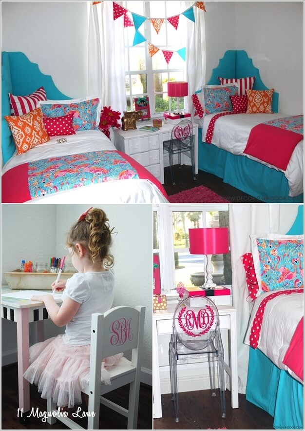 Refresh Your Furniture With Monogram Decals