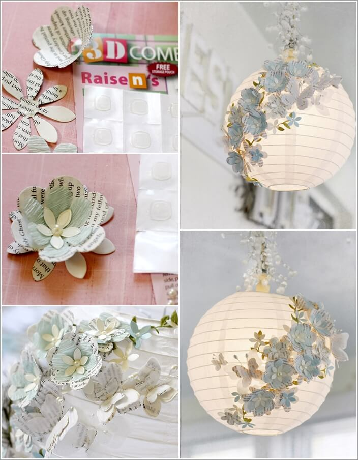 10 Ways to Decorate with Paper Lanterns