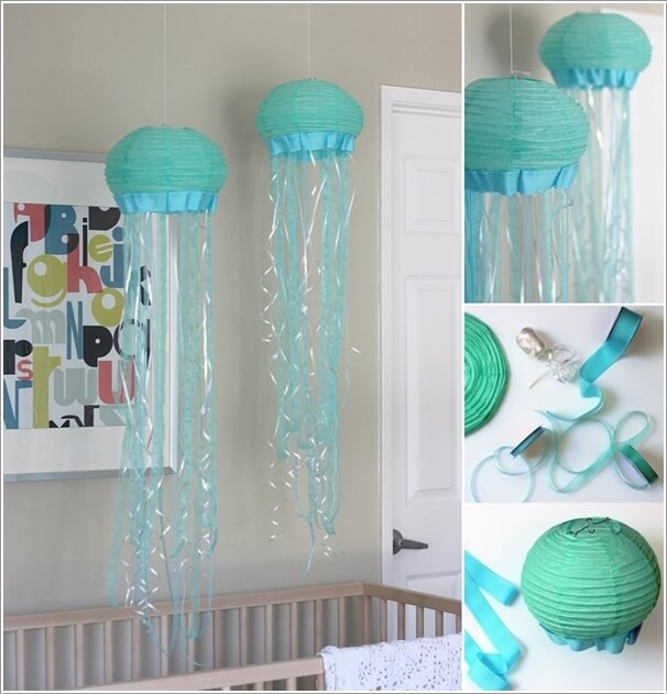 Decorating Paper Crafts For Home Decoration Interior Room: 10 Ways To Decorate With Paper Lanterns