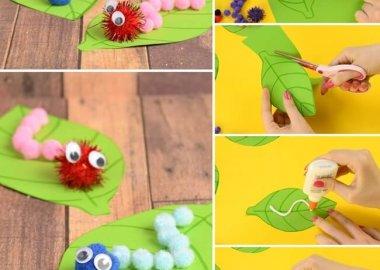 Pom Pom Caterpillar fi