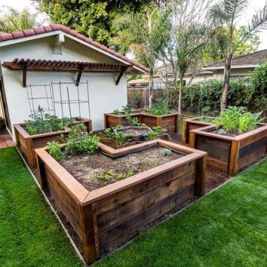 Raised Garden Beds fi