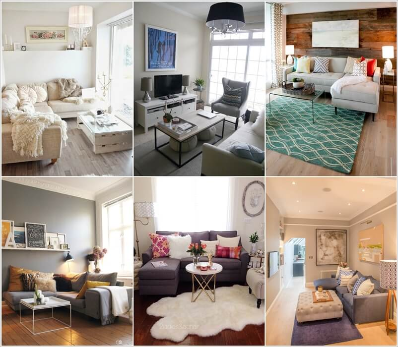 22 Inspirational Ideas Of Small Living Room Design: Inspiring Small Living Room Decor Ideas