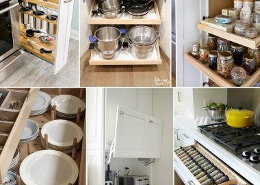Tips to Customize Kitchen Cabinets fi