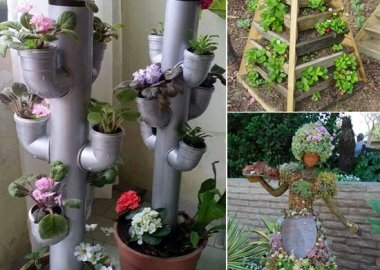 Tower Garden Ideas fi