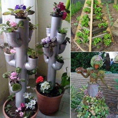 Tower Garden Ideas fi