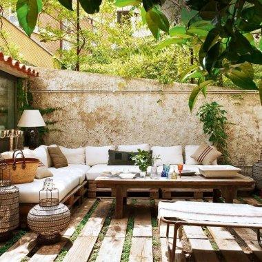 Cool Backyard Flooring Ideas fi