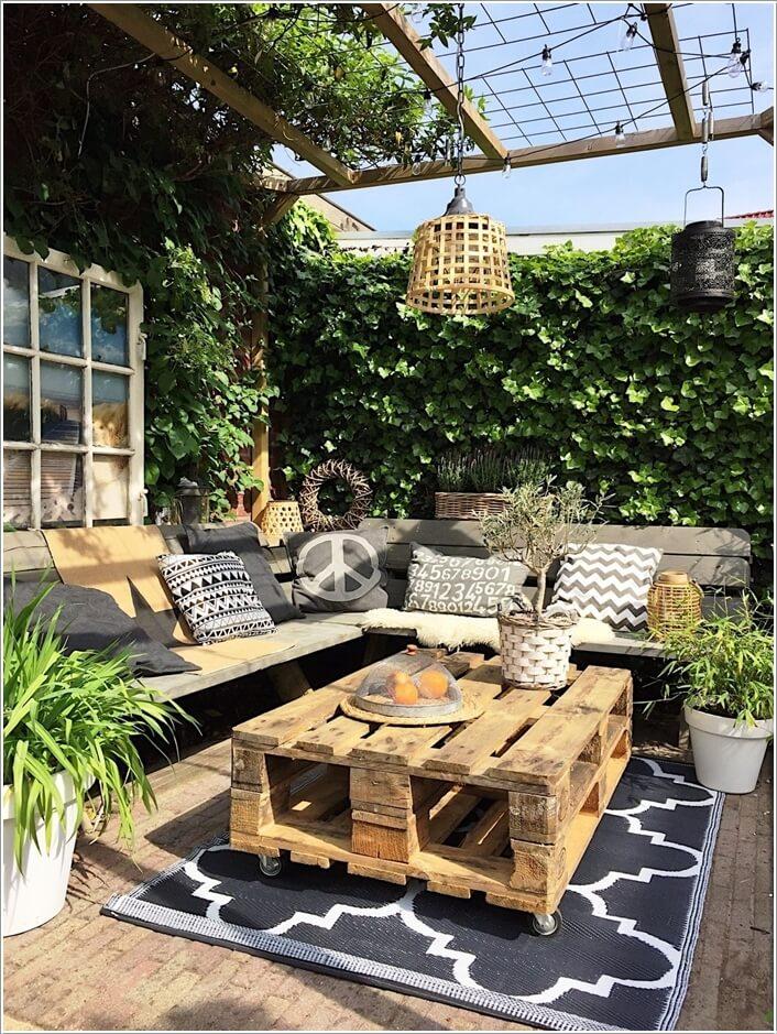 13 Diy Outdoor Coffee Table Ideas