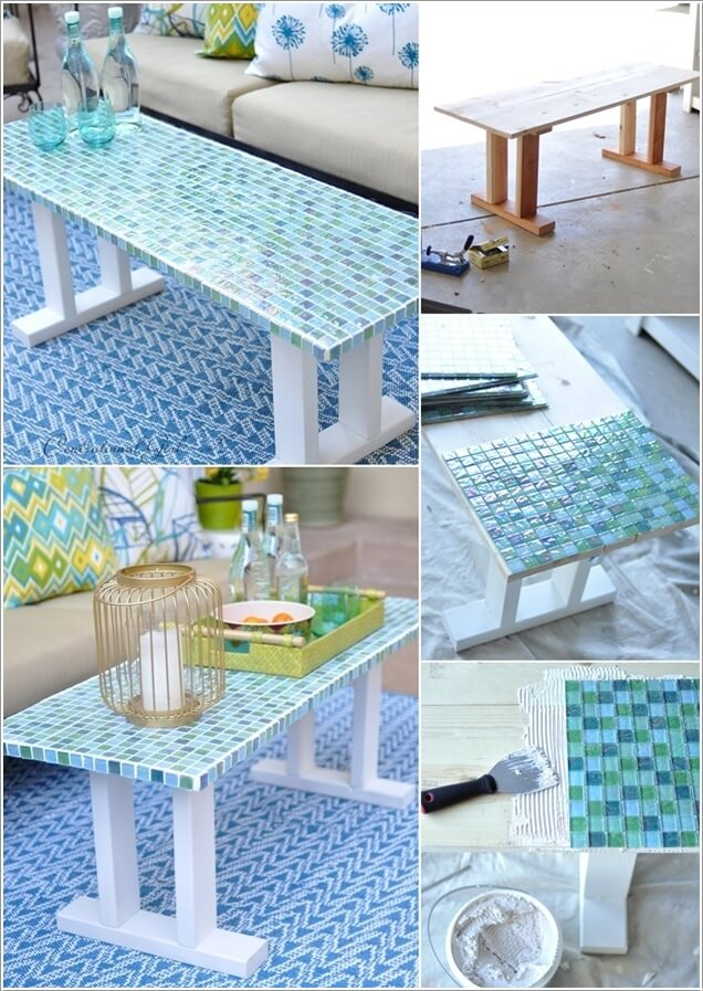 Diy Crate End Table Ideas