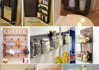 DIY Rustic Storage Projects fi