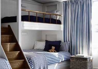 Decorate Your Kids Room with Stripes fi