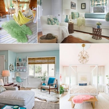 Decorating Your Home with Sheepskin Rugs fi