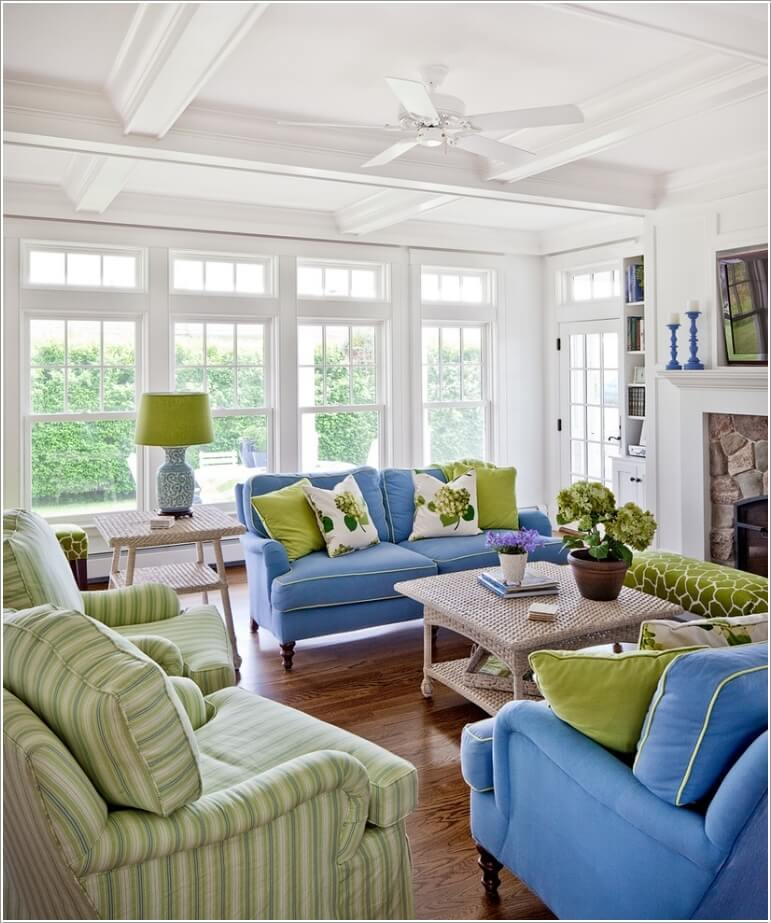 Furniture Colors That Go Together