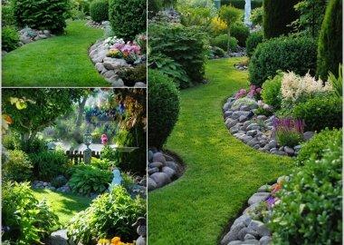 Garden Edging Ideas 1