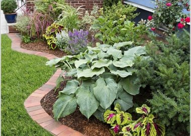 Garden Edging Ideas 7