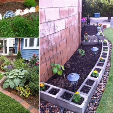 Garden Edging Ideas fi