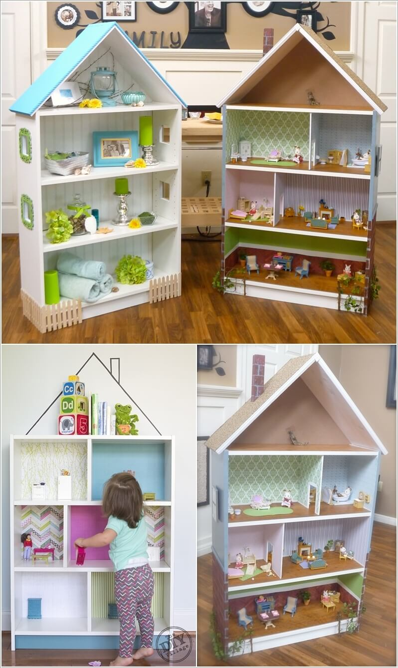 15 wonderful ikea hacks for your kids room for Room design hacks