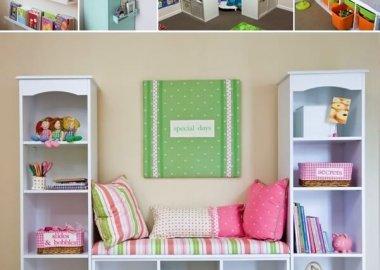 IKEA Hacks for Kids Room fi