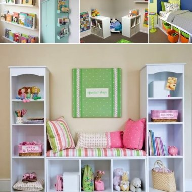IKEA Hacks for Kids Room fi