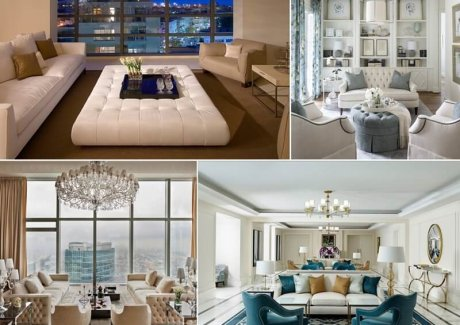 Tips on Arranging the Luxury Living Room Space fi