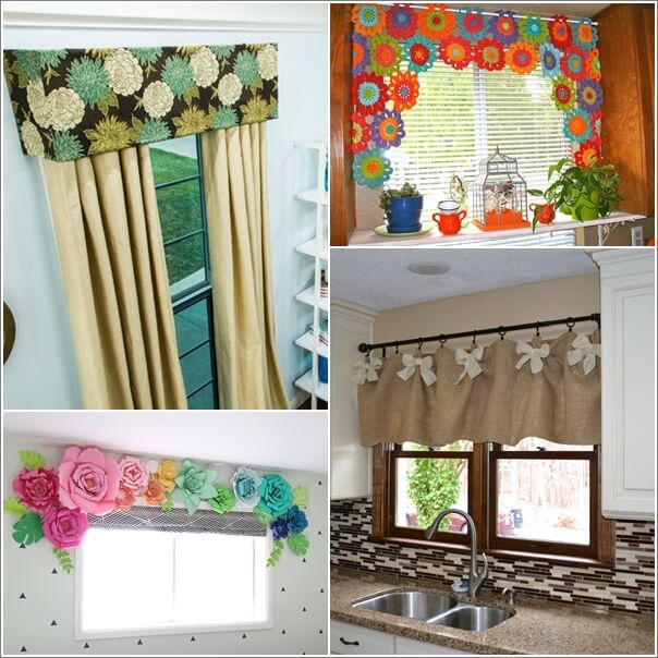 diy window valance box 10 diy window valance ideas you can try
