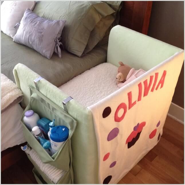 10 Wonderful Diy Co Sleeper Crib Ideas