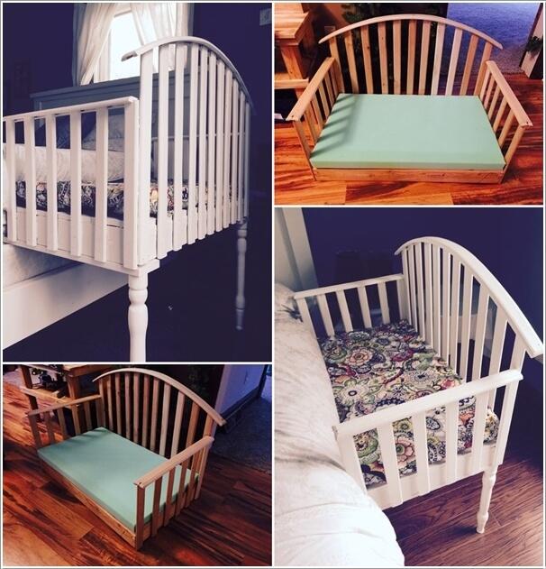 10 Wonderful DIY Co-Sleeper Crib Ideas