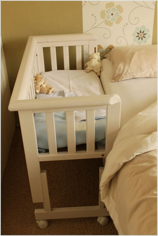 10 Wonderful Diy Co Sleeper Crib Ideas