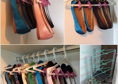 15 Budget-Friendly Shoe Storage Ideas 10