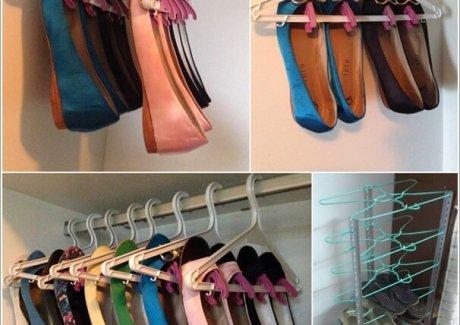 15 Budget-Friendly Shoe Storage Ideas 10